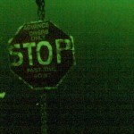 Diver Stop sign - heed  it or weep!