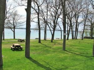 Gull Lake Ross Township - Deserted today