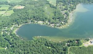 Magician Lake - Sister Lake - Dowagiac, MI
