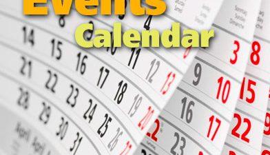 Event Calendar 2016